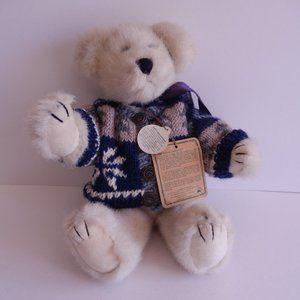 "Boyds Bear Thor M. Berriman 11"" Tall Retired 1998"